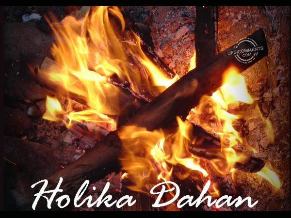 Picture: Holika Dahan Picture