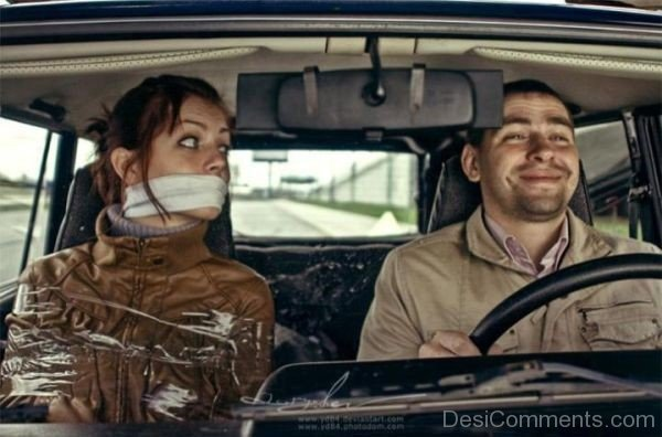How To Drive Safely With Your Wife