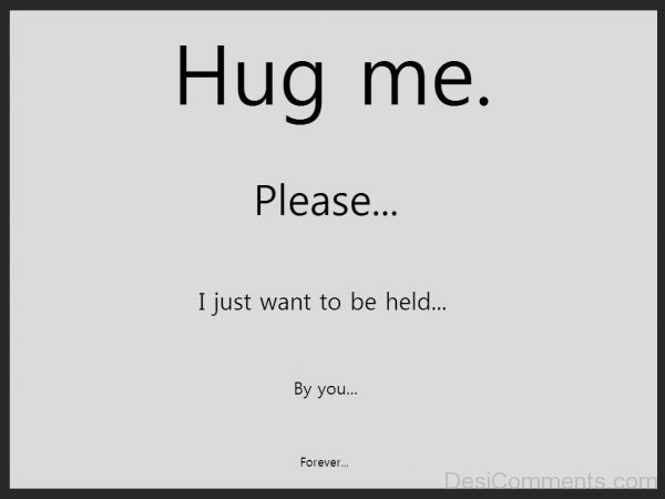 Hug Me Please-DC048