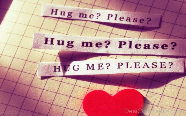Hug Me Please Picture- dc 77047