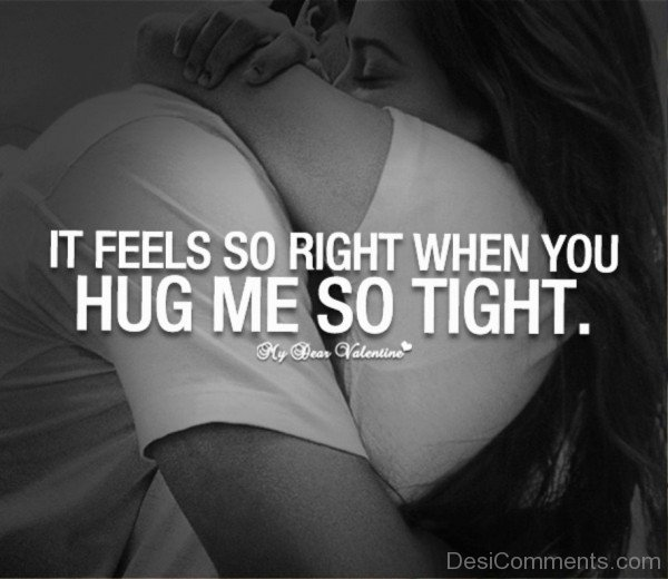Hug me so tight- dc 77049