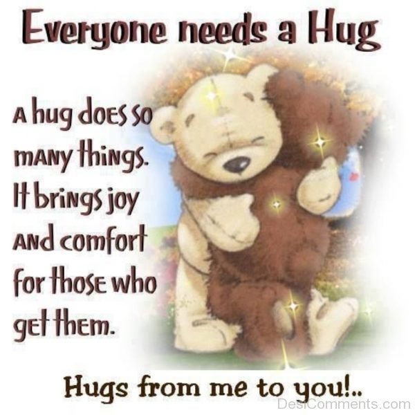 Hugs From Me To You-DC054