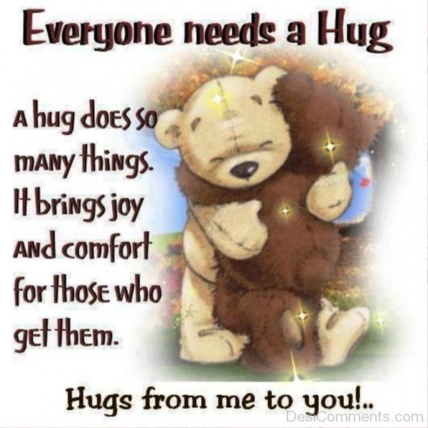 Hugs From Me To You- dc 77054