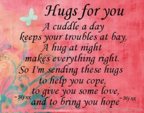 Hugs for you-DC053