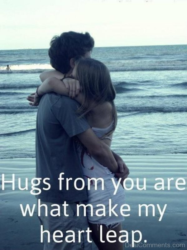 Hugs from you