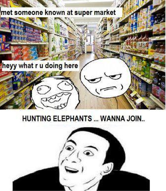 Funny Hunting Memes