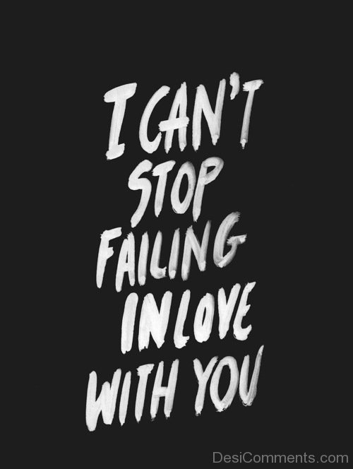 I Can't Stop Falling In Love With You-DC09DC14