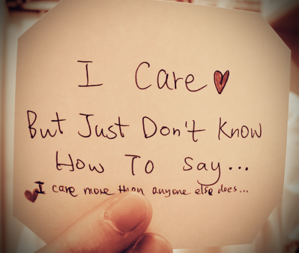 I Care More Than Anyone Else Does-DC50