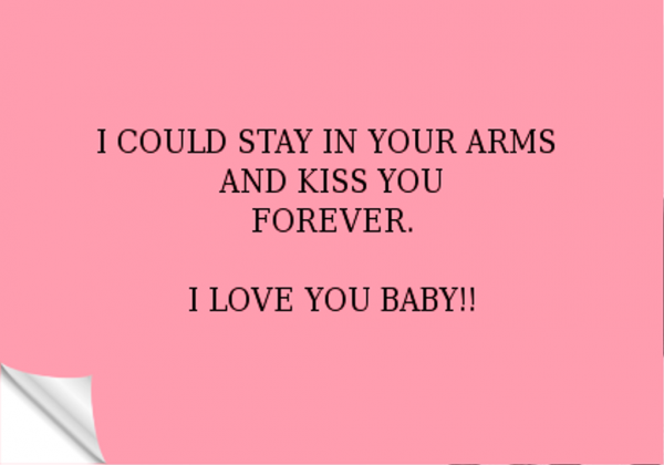 I Could Stay In Your Arms And Kiss You-yup407DESI21