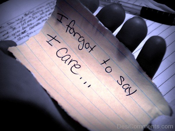 I Forgot To Say I Care-kli12-DESI14