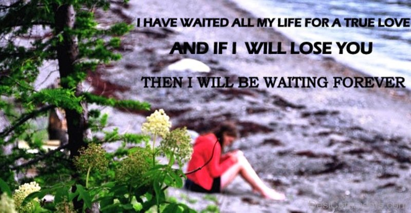 waiting girl quotes - photo #13