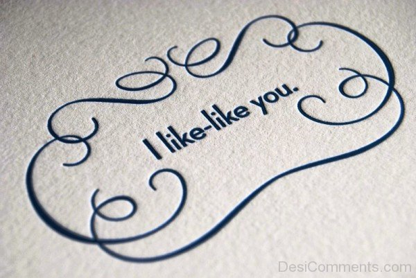 I Like Like You-uhb607DC32