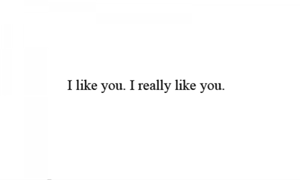I Like You I Really Like You-uhb615DC05