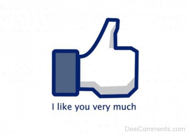 I Like You Very Much-uhb622DC09
