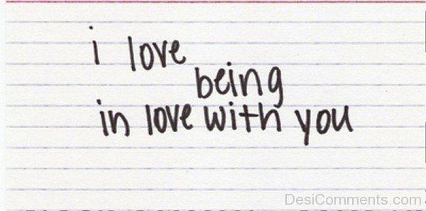 I Love Being In Love With You-tyn928DC41