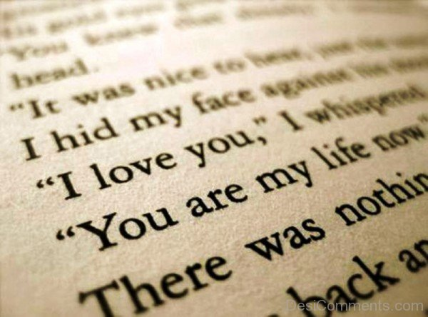 I Love You,You Are My Life-pyb603DC26