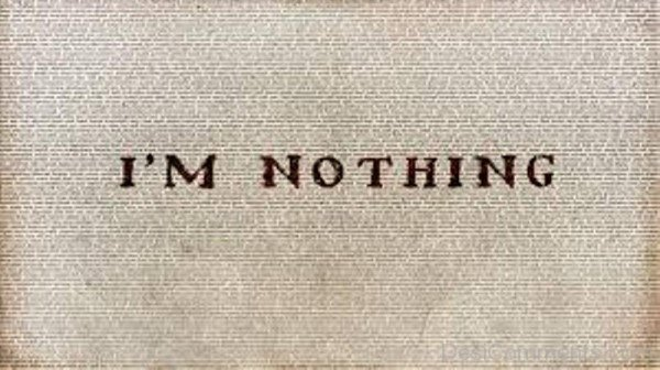 Picture: I M Nothing
