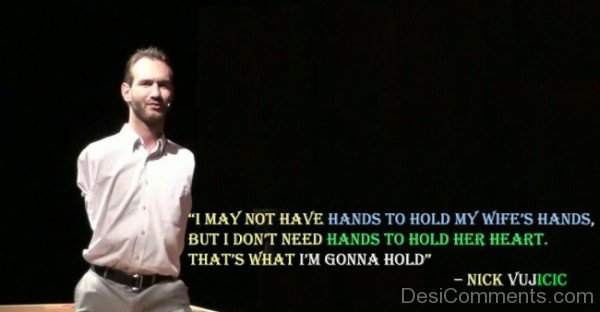 I May Not Have Hands-DC987DC151