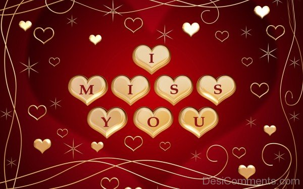 I Miss You Heart Image-DC7d2c93