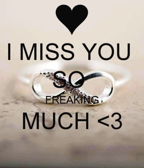I Miss You So Freaking Much-umt712DESI22