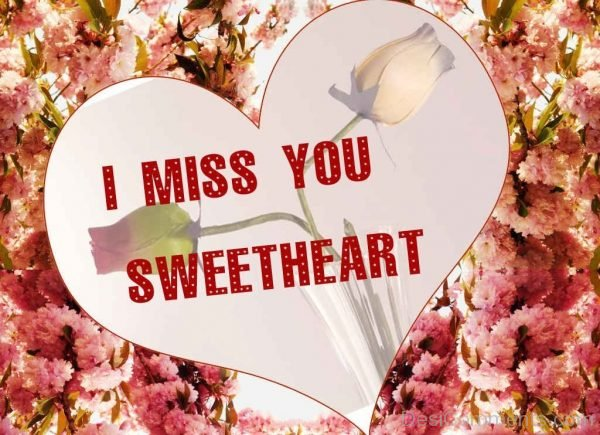 Picture: I Miss You Sweetheart