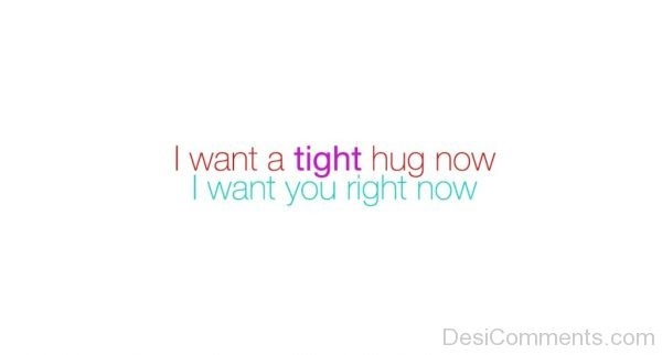 I Want A Tight Hug Now-DC073