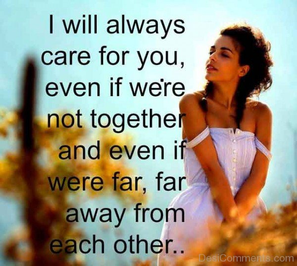 I Will Always Care For You Even If We Were Not Together-DC08