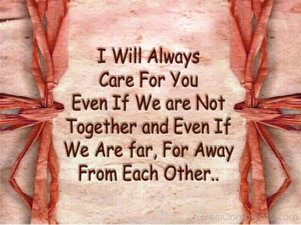 I Will Always Care For YouDC010DC14