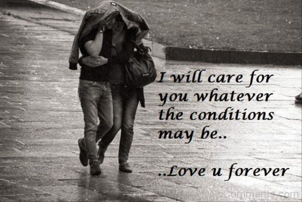 I Will Care For You Whatever The Conditions May Be-tki13DESI18