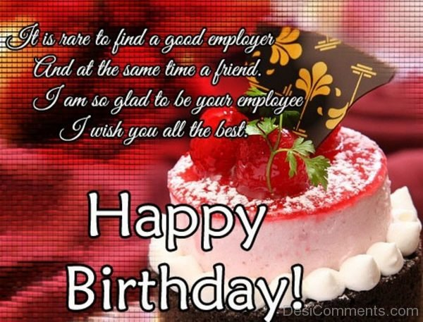 Picture: I Wish You All The Best Happy Birthday