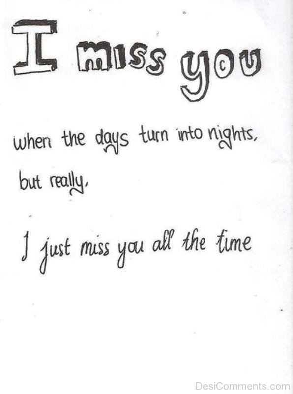I  miss you-DC0p6032