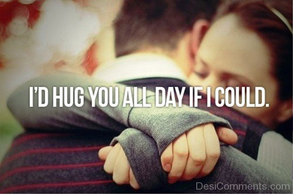 Hug You All Day dc 77082