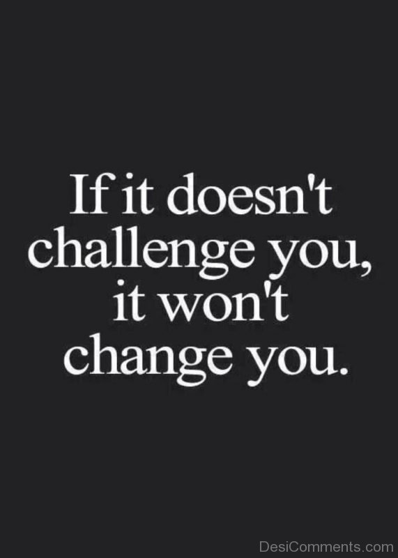 If It Doesn't Challenge You-Dc080