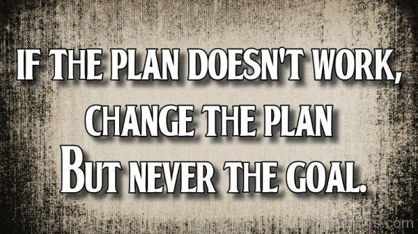 If The Plan Doesn't Work-MP0369102Dc102