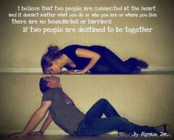 If Two Peope Are DEstined To Be Togeather-DC28