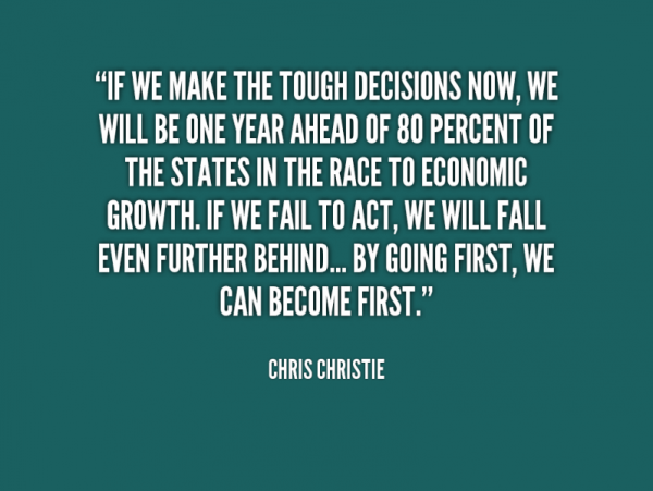 If We Make The Tough Decisions Now-Chris Christie-DC05351