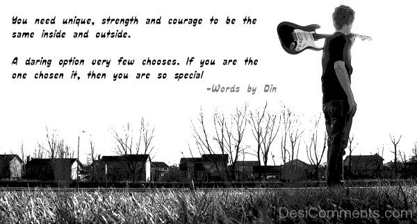 If You Are One Chosen It Then You Are So Special-DC63DC62