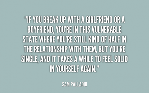 If You Break Up