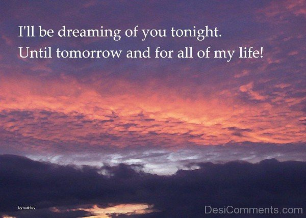 I'll Be Dreaming Of You Tonight-bc14desi07