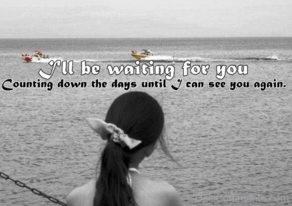 I'll Be Waiting For You-ecz225DESI26