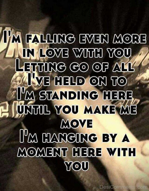 I'm Falling Even More In Love With You-DC09DC33