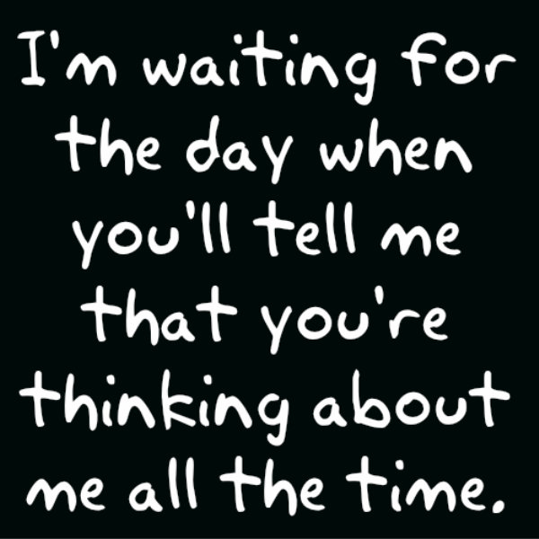I'm Waiting For The Day