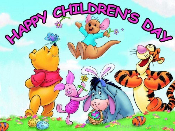 Image Of Childrens Day