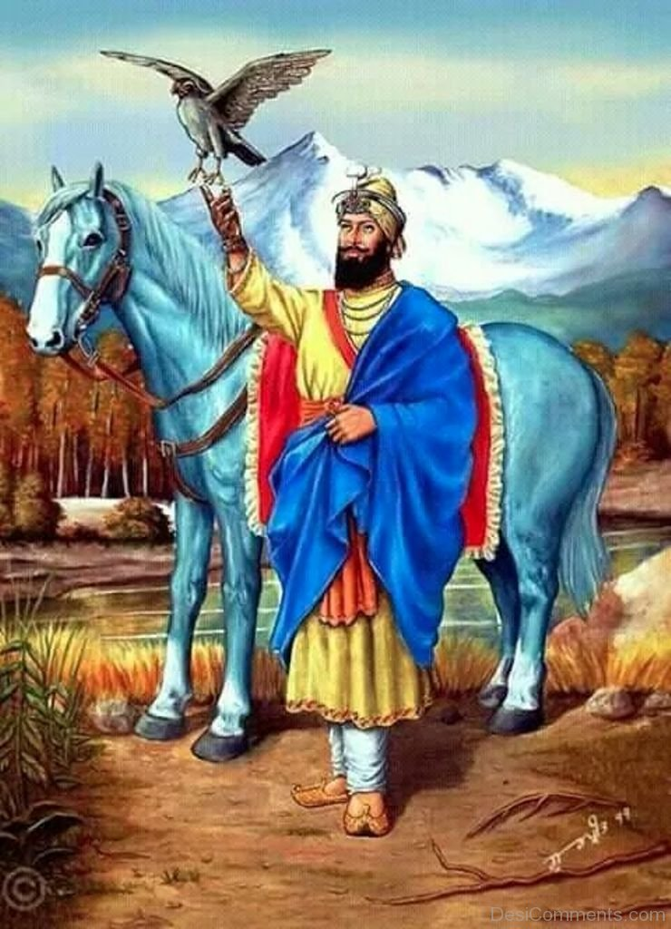 Sikh Gurus Pictures Images Graphics Page 5