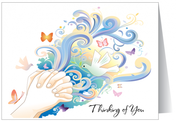 Picture: Image Of Thinking of You