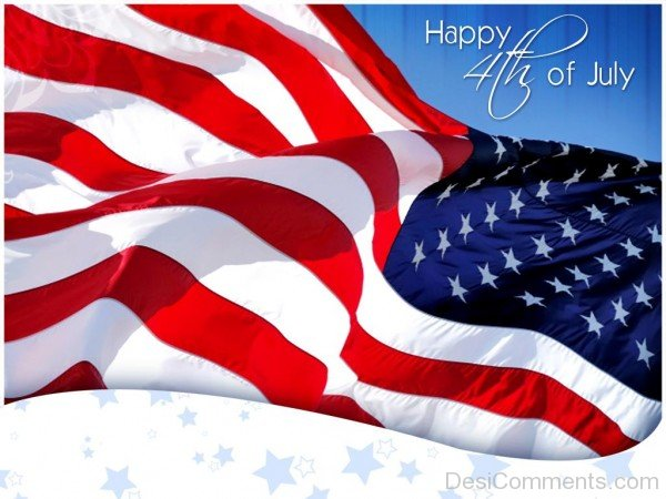 Picture: Independence day – 4th July