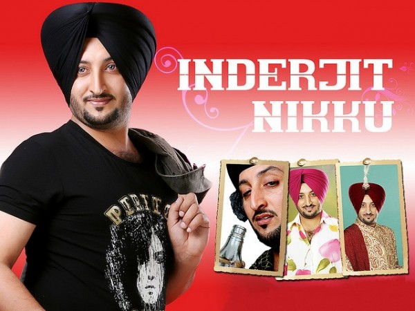 Inderjit Nikku In Different Poses