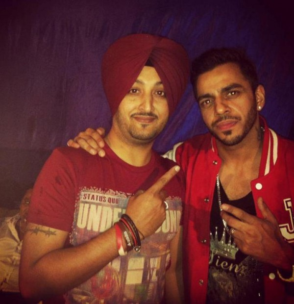 Inderjit Nikku With Juggy D