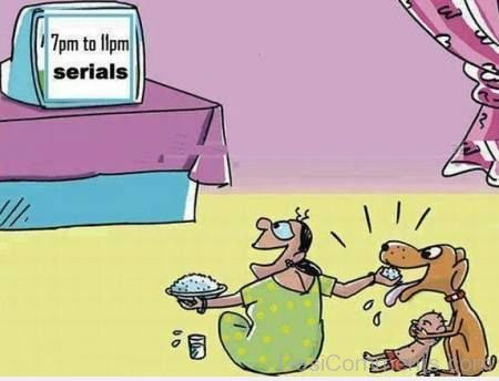 Picture: Indian Serial Time