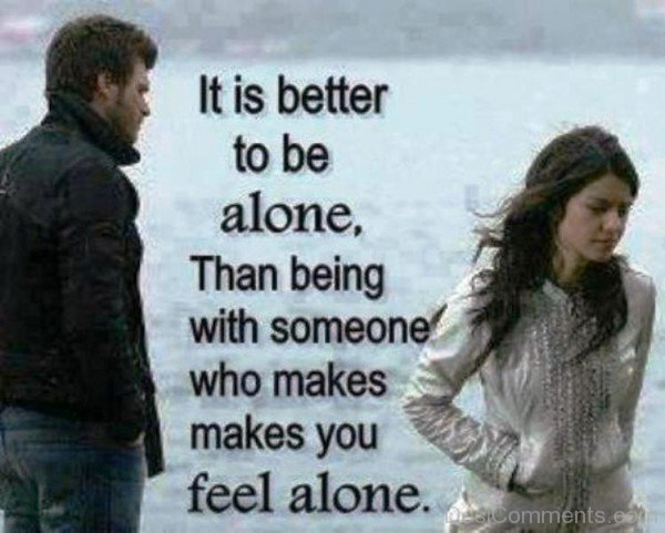 It is better to be alone-DC0p6052